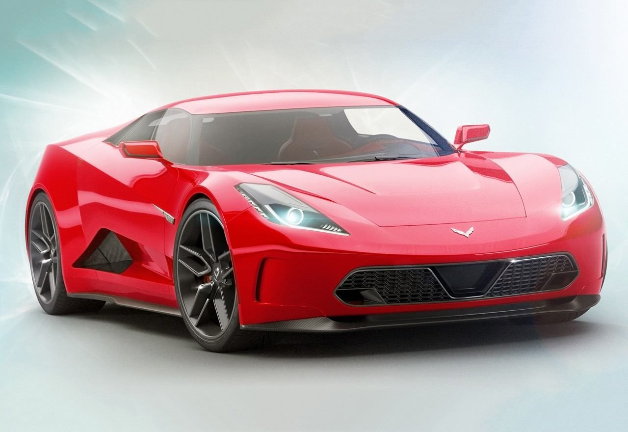 2018 Chevy Corvette Zora ZR1 Concept, Specs, Changes