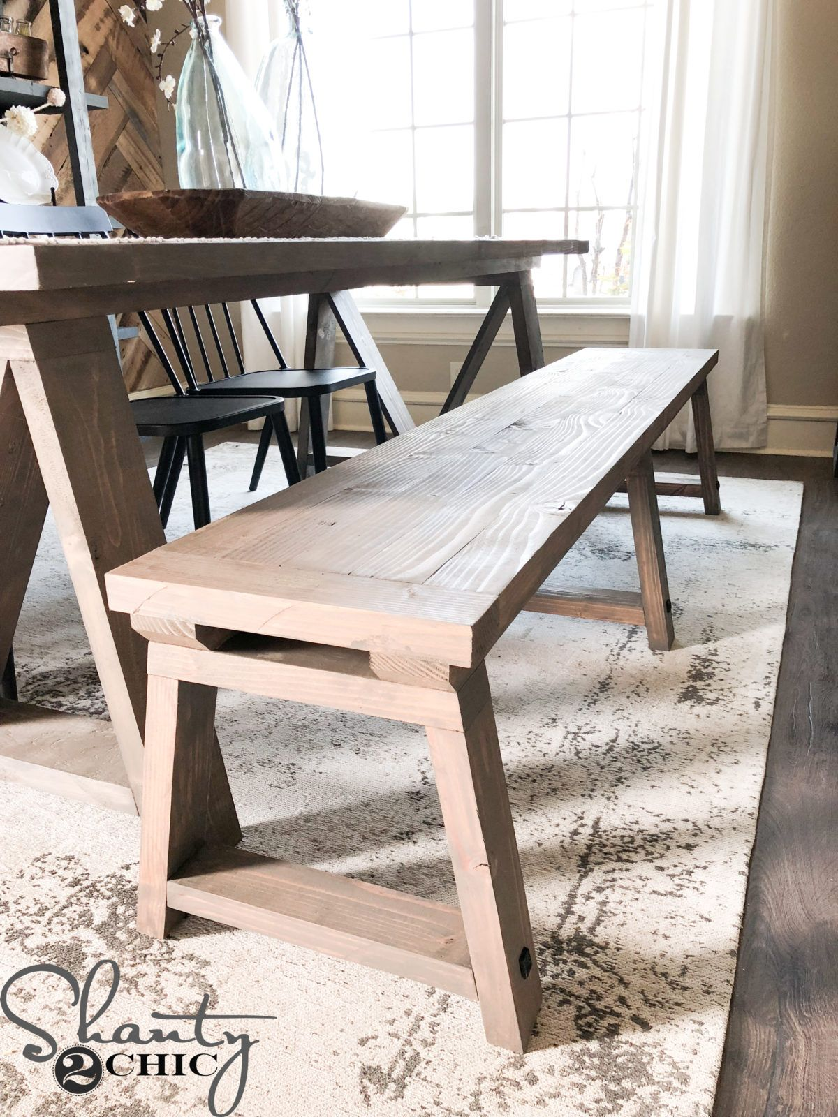Pleasing Diy Fancy V Dining Table Diy Do It Yourself Diy Dining Gmtry Best Dining Table And Chair Ideas Images Gmtryco