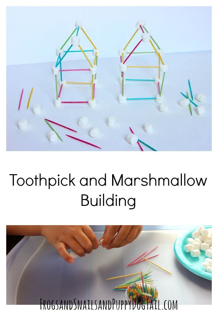It is a picture of Breathtaking Building With Toothpicks and Marshmallows Printable