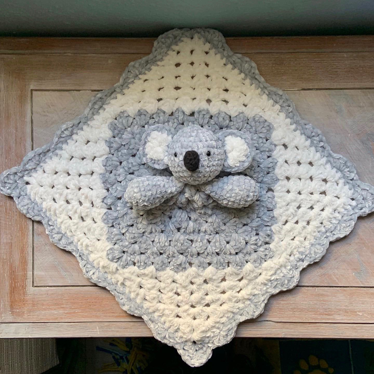Koala Baby Lovey- Security Blanket #securityblankets