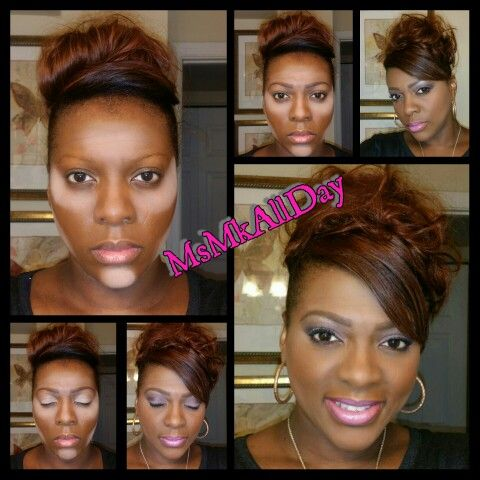 Look of the day with MsMkAllDay 757-289-9921