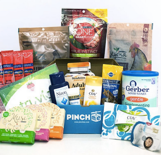 FREE Beauty, Pet, Food & Baby Samples from PINCHme Baby