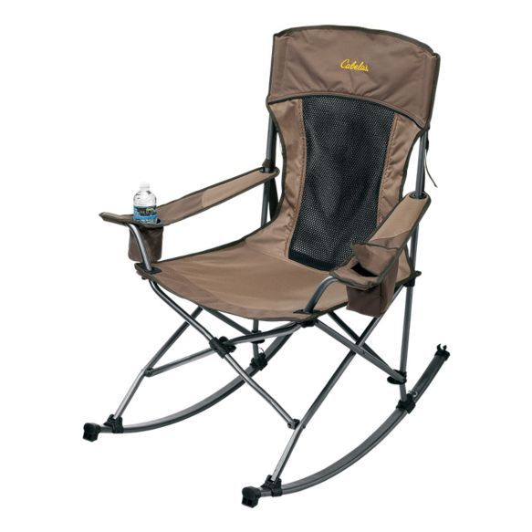 Cabela s Camp Rocker Chair Cabela s Canada Camping Pinterest