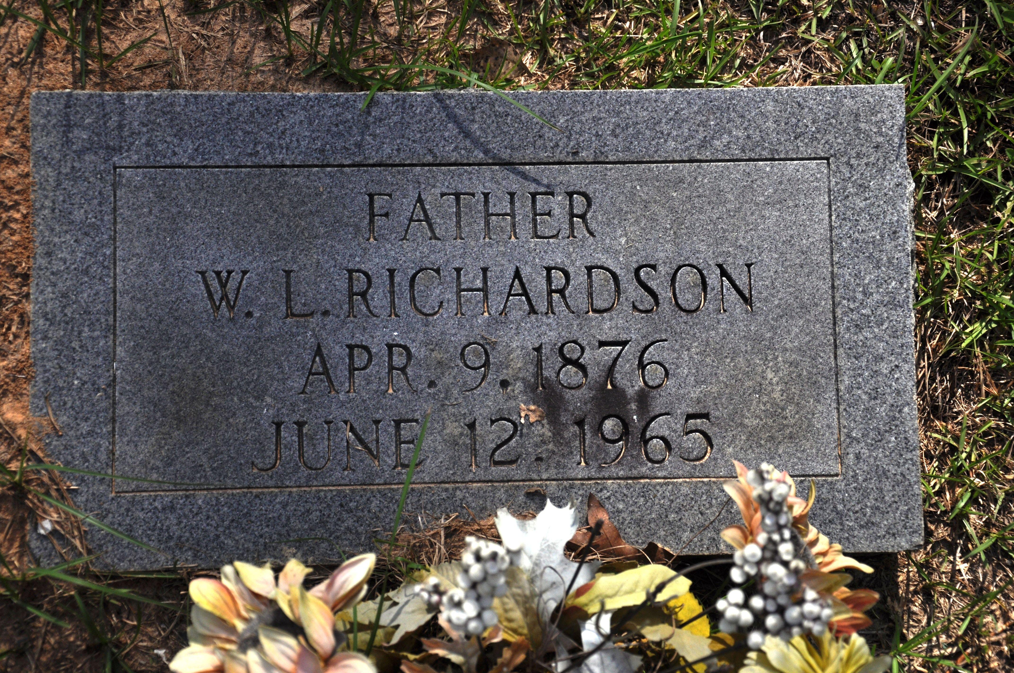 William Lewis Richardson, Jr