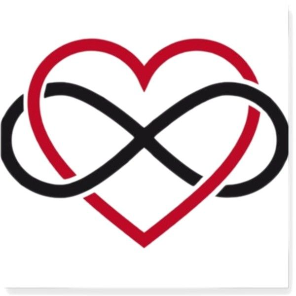 Infinity Heart Tattoo Images Google Search Tattoos Pinterest