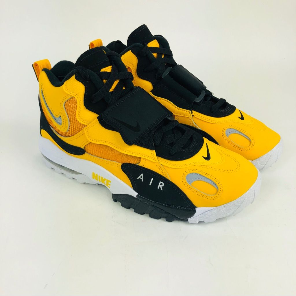 Nike Air Max Speed Turf Shoes Size 10.5 Yellow New   Turf shoes ...