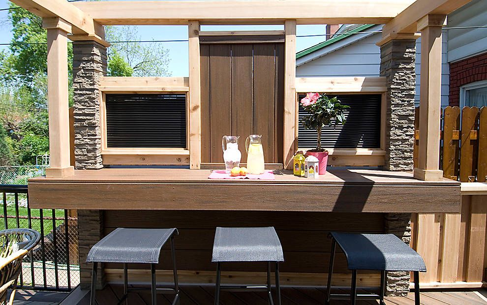 Patio Furniture Made From Trex