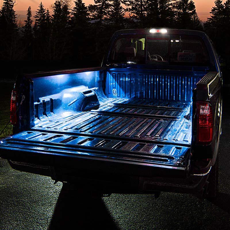 new product 51e42 9f1bb Battery Powered LED Light Strips Kit - Single Color - 2 ...