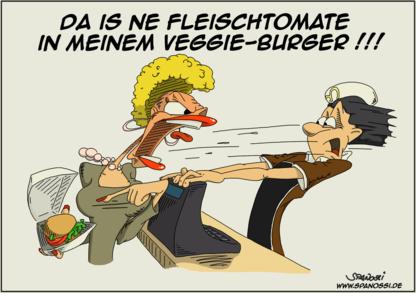 vegetarier und veganer witze