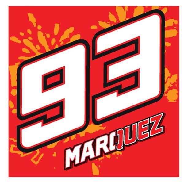 Marc Marquez Bandana