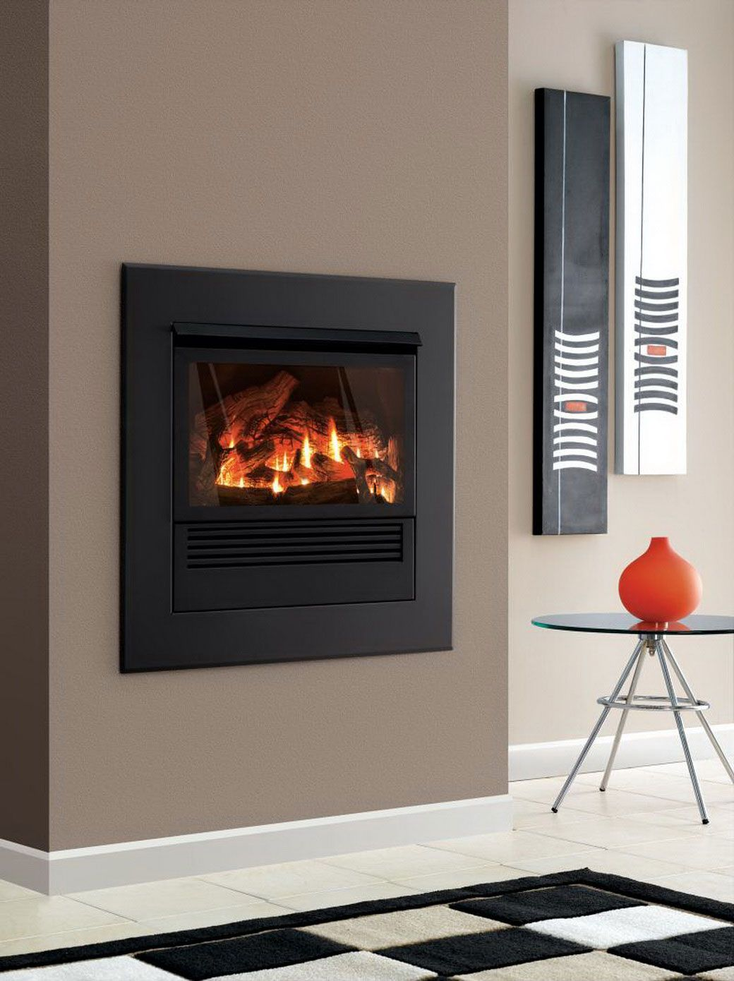 fireplace fireplaces plug insert dimplex in products electric accessories inserts contemporary ca efca