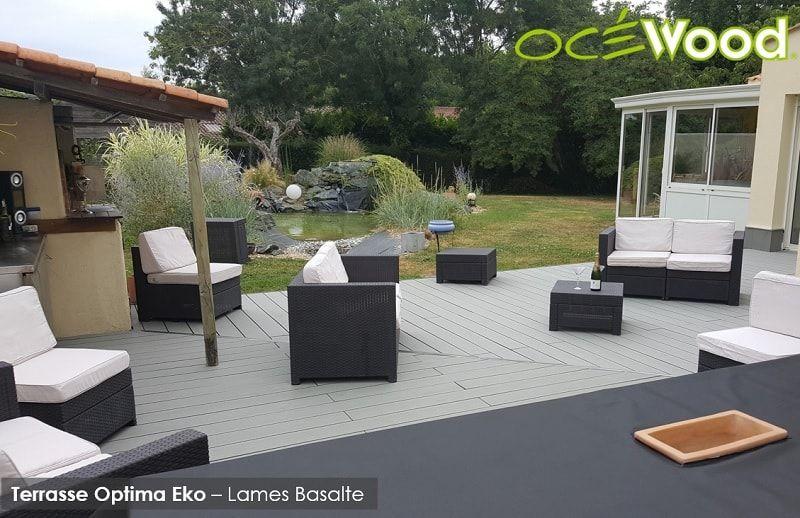 Ocewood Terrasse En Lames Composites Nouvelle Generation Optima