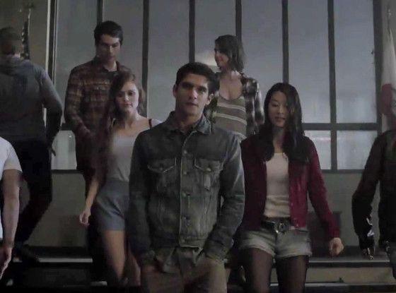 Teen Wolf Sæson 5 Trailer Advarer Noget Horrible Is-8674