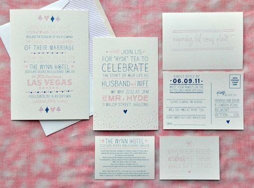All You Need Is Love Wedding Invitations: So Cute! Elopement Announcements & Cute Invites