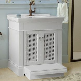 Surprising Portsmouth 30 Single Vanity Base Only Small Bathroom Camellatalisay Diy Chair Ideas Camellatalisaycom