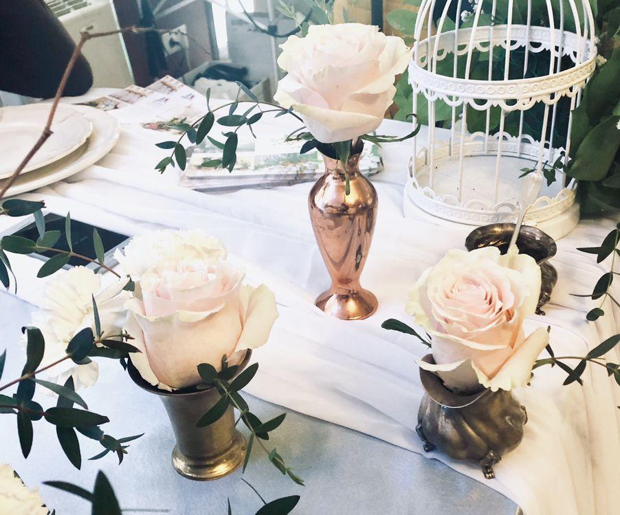 Aranjamente Florale Nunta Aranjare Masa Mirilor Decoratiuni