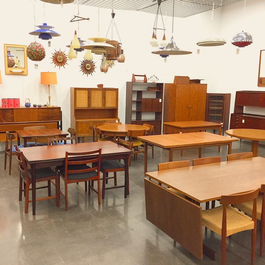 Mid Century Mobler Is A Berkeley Based Vintage Furniture Dealer That Operates Like Reverse Vikings Furniture Mid Century Modern Furniture Mid Century Furniture