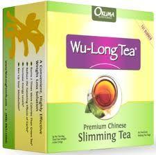 wu long burning burning tea