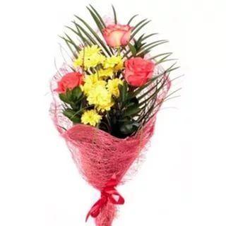 Букеты простые из цветов