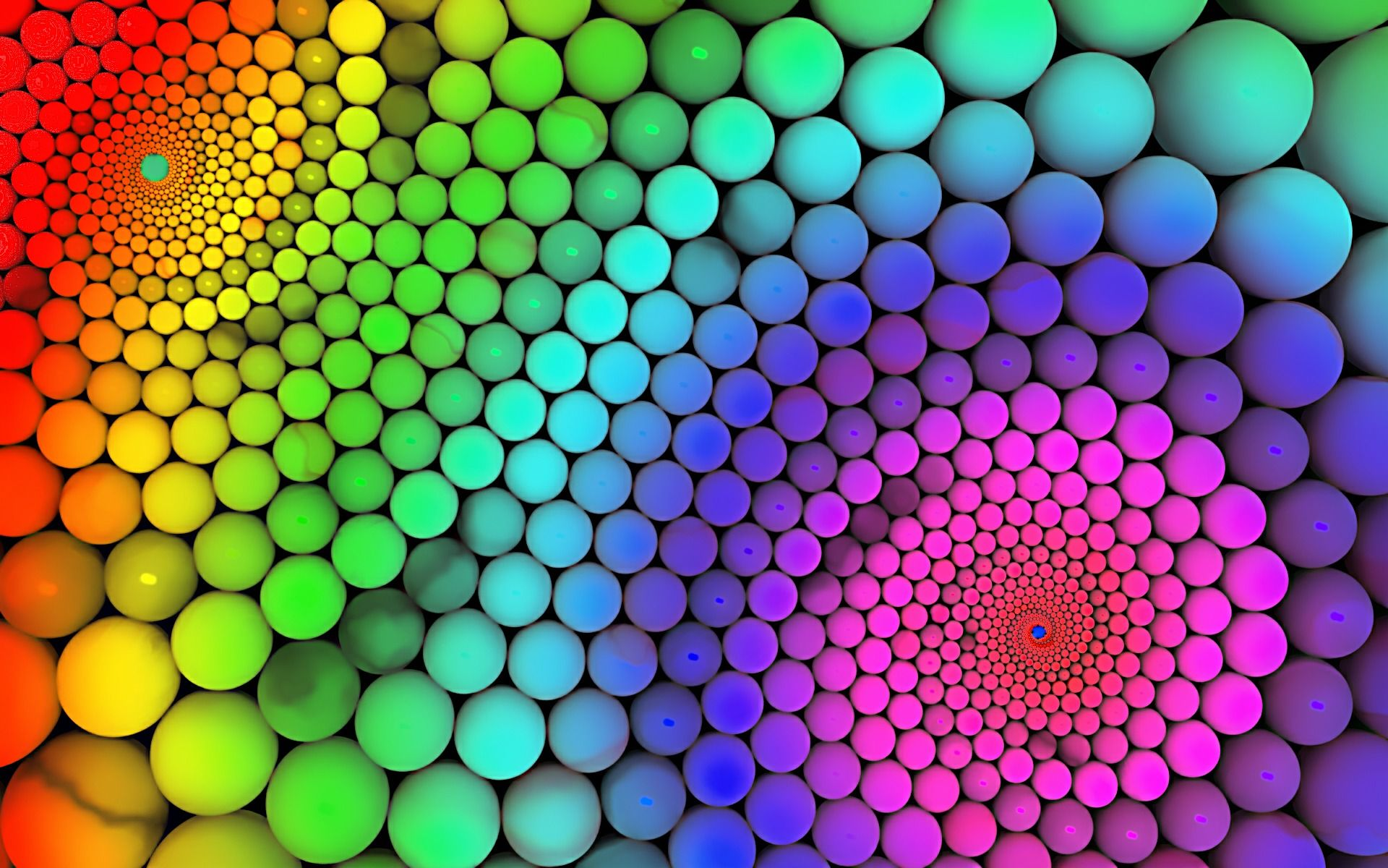 Cool Colorful 3D Rainbow Wallpaper HD 4 High Resolution Full Size