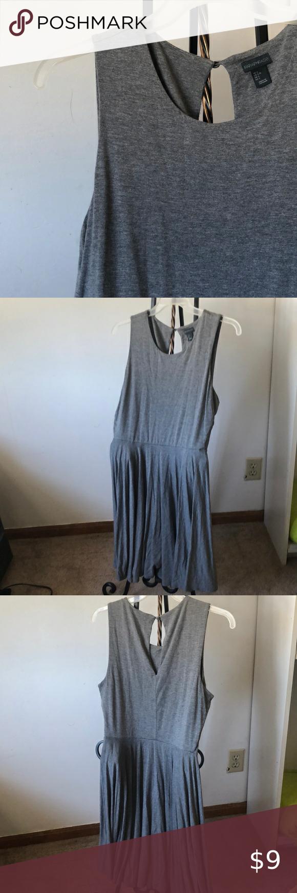 Pin On My Posh Picks Paraphrase Grey Dress Dres