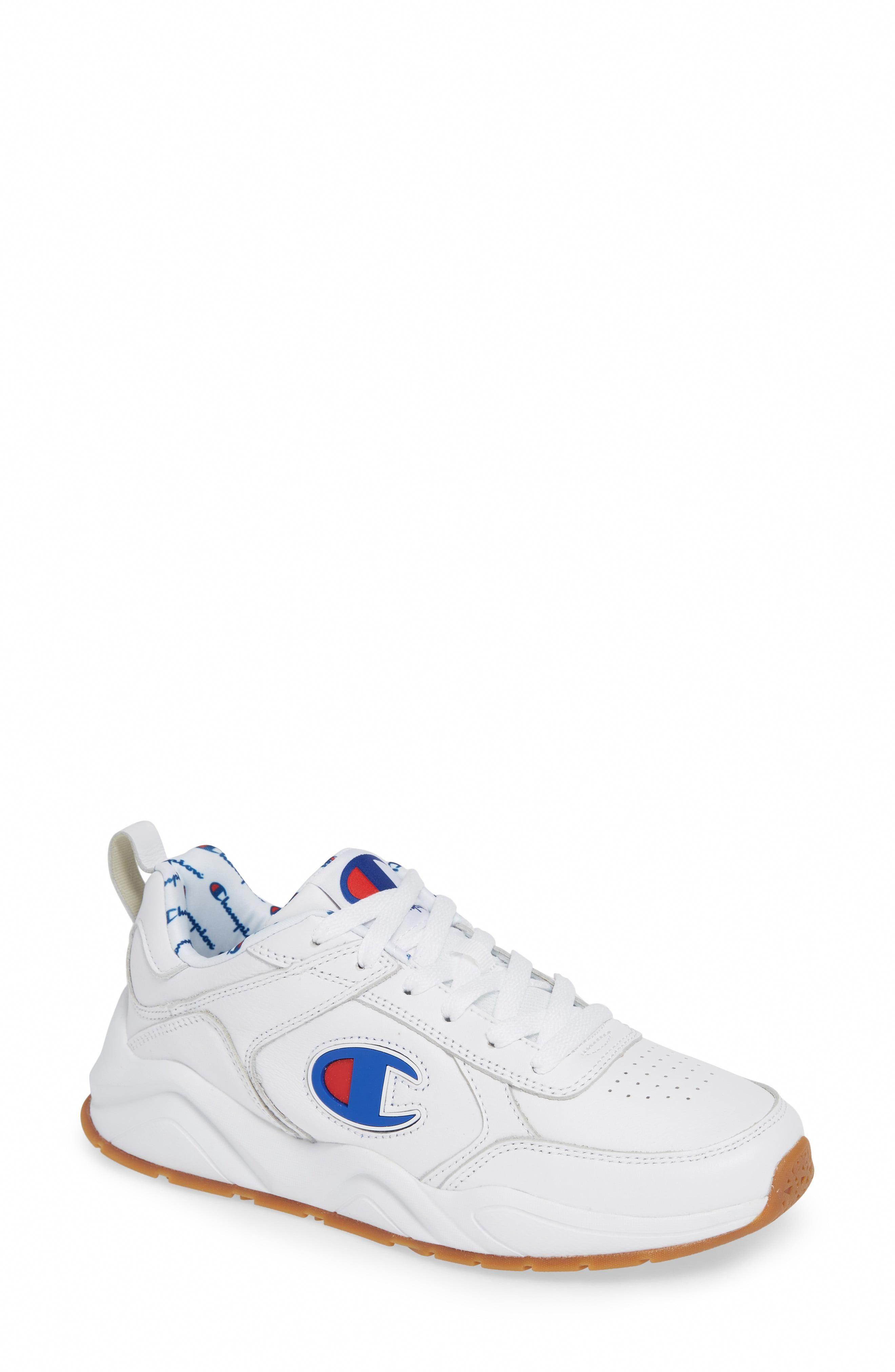Women S Champion 93 Eighteen Sneaker Size 8 M White Mensfashionsneaker Champion Shoes Champion Sneakers Womens Sneakers [ 4048 x 2640 Pixel ]