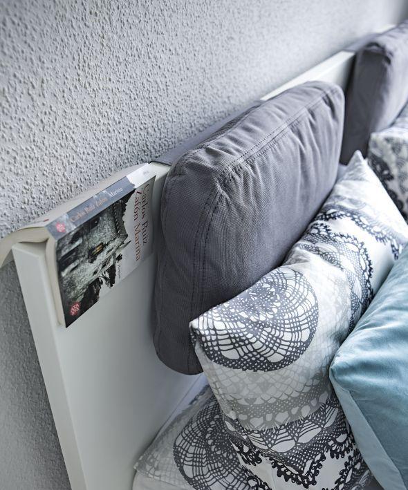 zuhause wohnen und ikea gestalten um sonstiges pinterest malm kopfteile und schlicht. Black Bedroom Furniture Sets. Home Design Ideas
