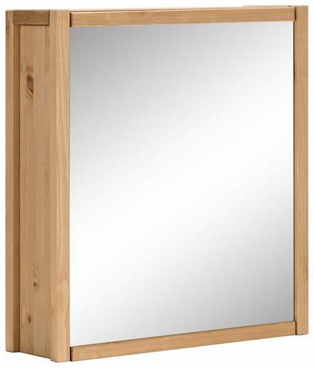 welltime Spiegelschrank »Tina«, Maße (B/T/H) 62/20/70 cm