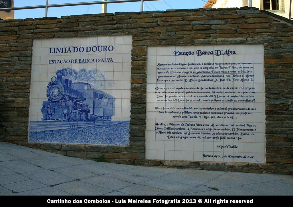 Estação de Barca d'Alva - Linha do Douro