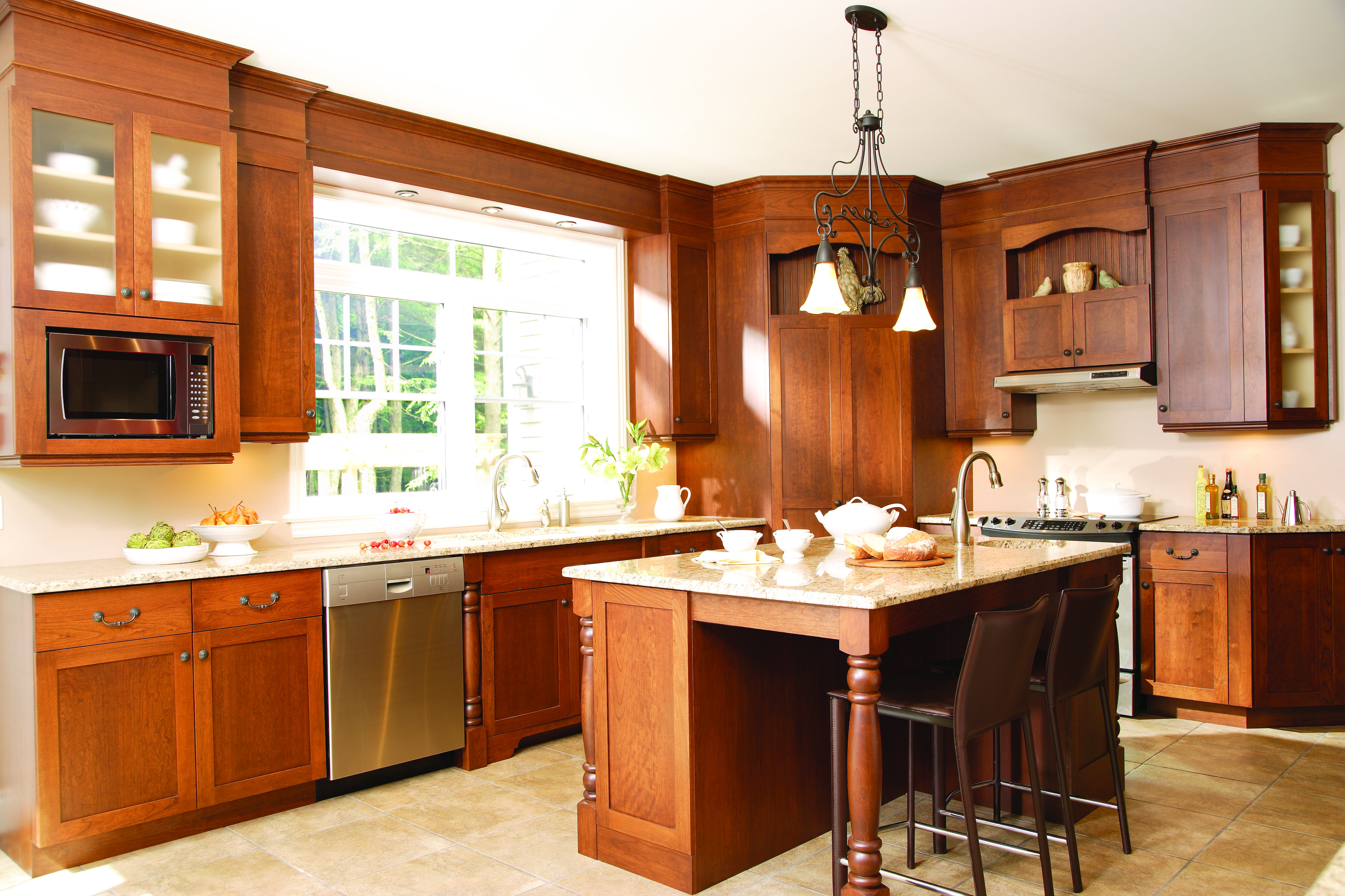 Cabico Custom Cabinetry Traditional Kitchen Kitchen World Kitchen Redesign Traditional Kitchen