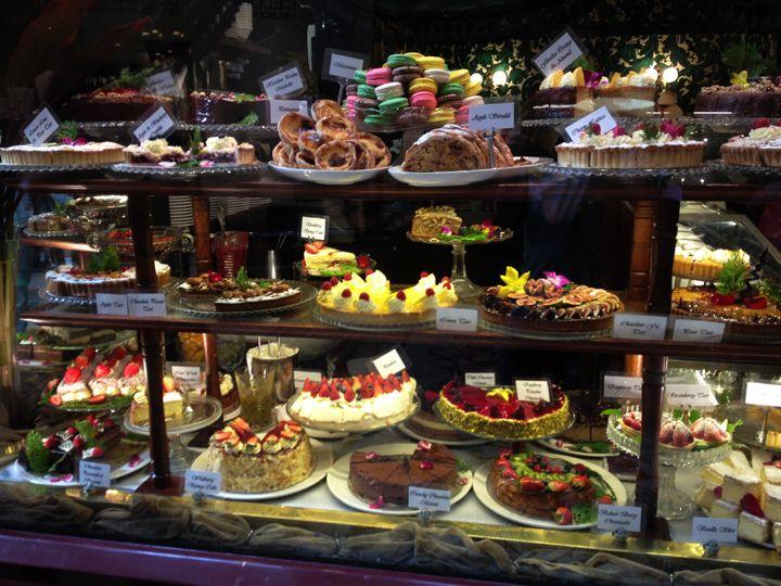 Hopetoun Tea Room Best Cake