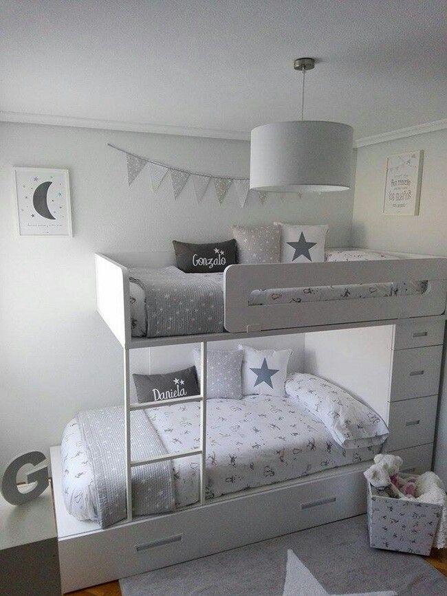 Pin De Manhattan Em Dormitorios Infantiles Decoracao De Quarto Decoracao Quarto Infantil Beliches Infantis