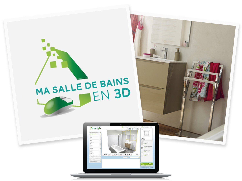 3d Leroy Merlin Salle De Bain Idees