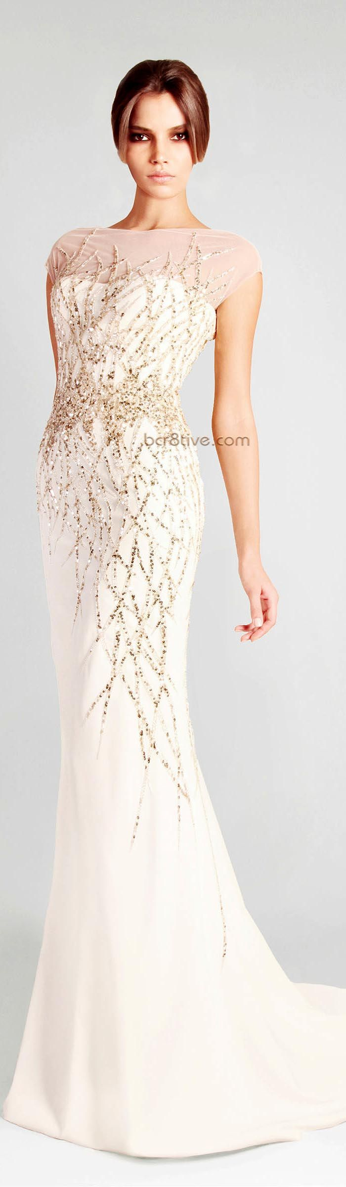 Dresses to wear to summer wedding  Georges Hobeika Spring Summer  Ready to Wear Signature
