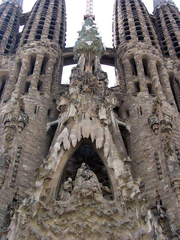 Sagrada Familia,L'incoronazione della Vergine