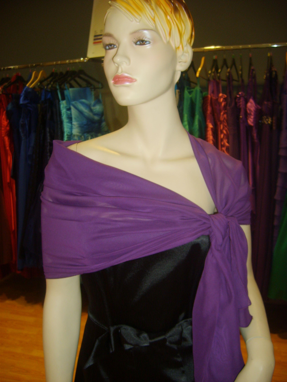 Como me pongo el chal con un vestido de fiesta? « Luna Lluna | Blog ...