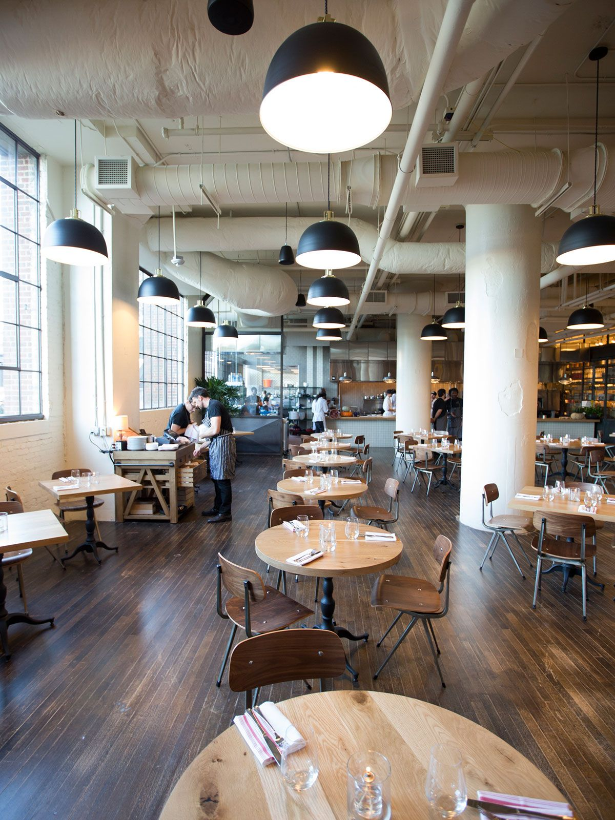 Brezza cucina ponce city market atlanta atl design lighting shopping mall italian food ponce