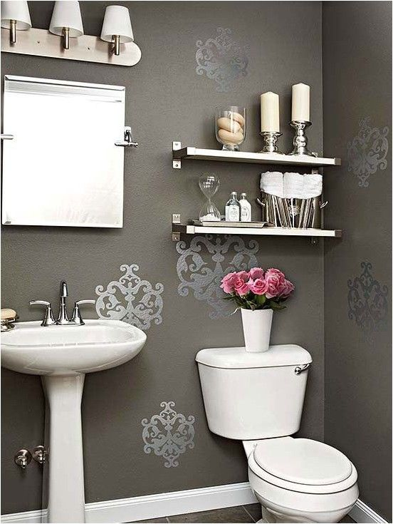 40 Most Popular Powder Room Design Ideas For 2019 Browse Designs And Decorating Small Bathroom Decor Diy