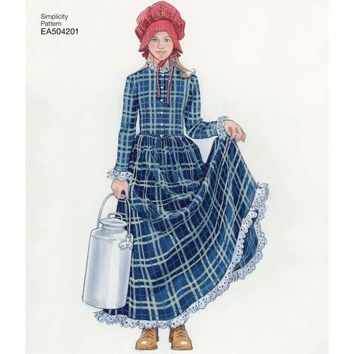 Premium Print On Demand Costume Pattern