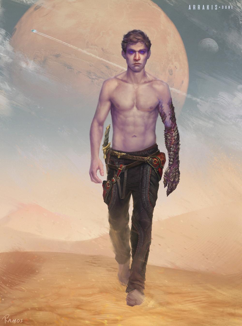 Dune Leto Ii Dune Art Dune Dune The Movie