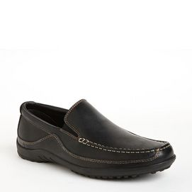 704ccef2167 Logan Hill™ Men s  Oliver  Slip-On Leather Casual Shoe - Sears ...