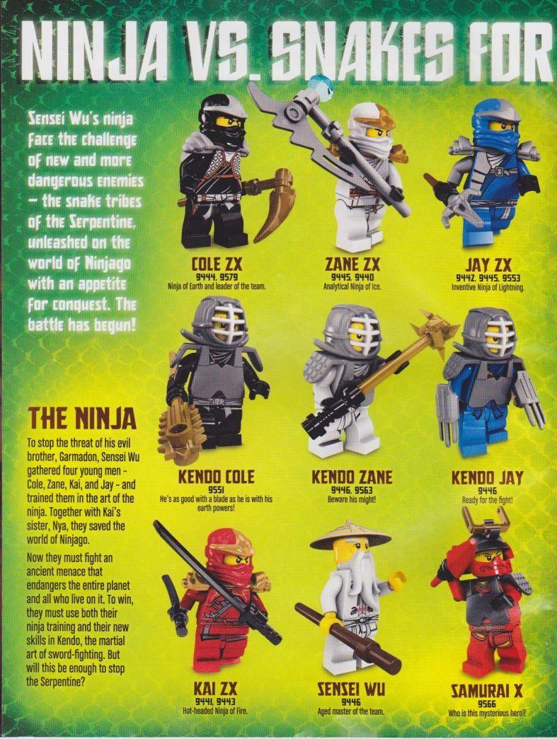 lego ninjago  Ninjago  Pinterest  Lego ninjago and Lego