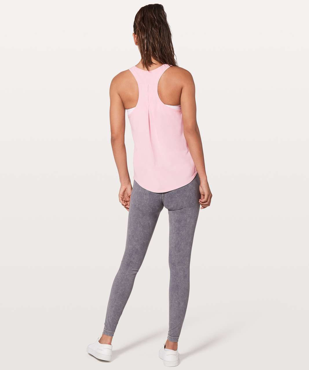 a3ff542ecba275 Lululemon Love Tank  Pleated - Petals