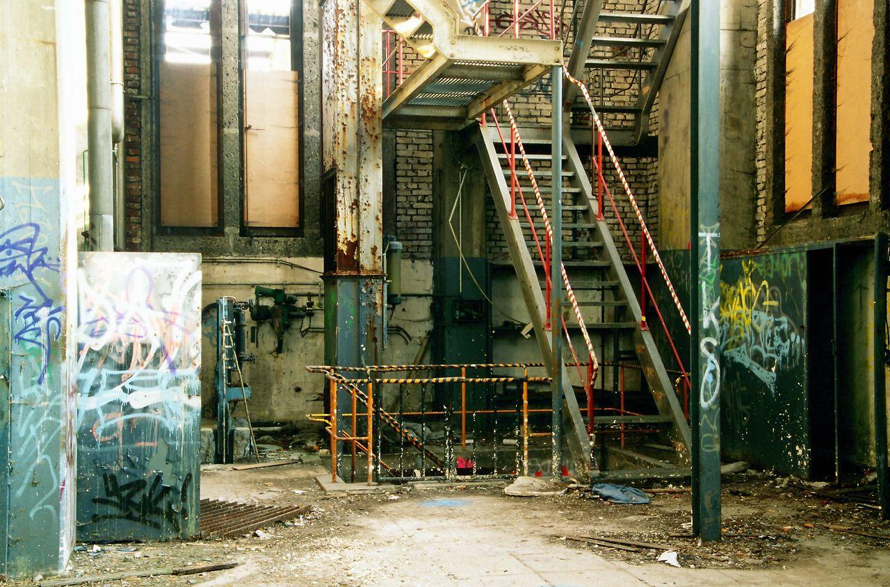 Architekturfotografie München heizkraftwerk münchen hochschule münchen wahlfach