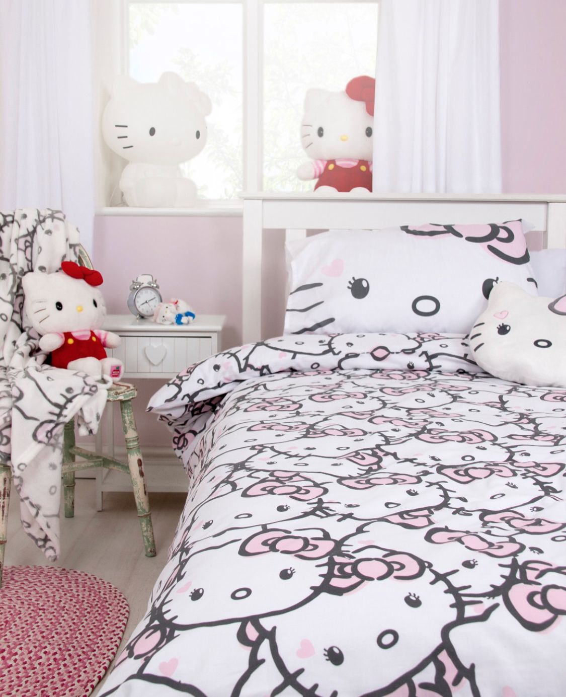 Hello Kitty Bedding Is Now Available At Primark Hello Kitty Bed