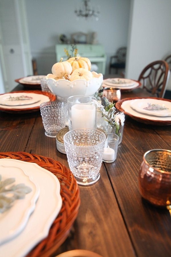 Spice up your space with these indoor and outdoor. rustic fall home tour from www.runtoradiance.com_0017 ...