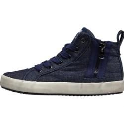 Reduced high top sneaker & sneaker boots