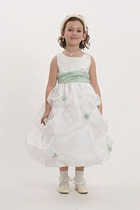 Pick-up Dresses - Flower Girl Dress For Less
