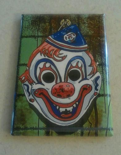 Rob Zombie Halloween Clown Mask.Rob Zombie Halloween Cartoon Young Michael Myers Clown Mask