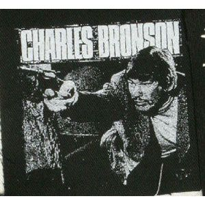 Charles Bronson Patch $1.45 #punk #punkpatches #clothing